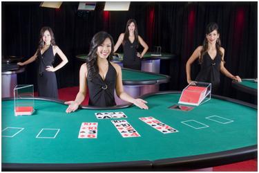 Attractive Live Casino Dealers