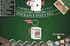 How to play Caribbean 21 Blackjack