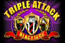How to Play Triple Attack Blackjack, a Game of 21 with Street-Wise Betting