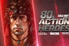 COD 80s Action Heroes Event Featuring Rambo and John McClane