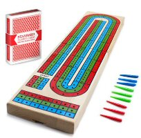 How to Play Cribbage in Canada - Canadian Doubles Cribbage Rules