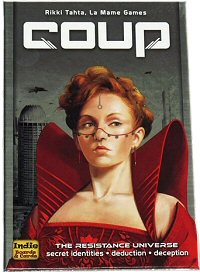 Board & Card Games Similar to Coup