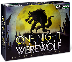 Games like Coup - One Night Ultimate Werewolf