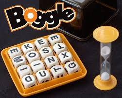 Original Boggle Game