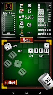 Farkle Dice Game Review: A look under the hood of Fabros's mobile Farkle app for Android and iOS.