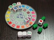 Monopoly Express Dice Game