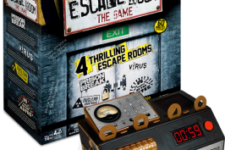 Think Outside the Box: Review of my favorite Escape Room board game.