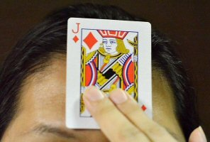 Indian Poker Drinking Card Game