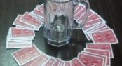 How to play the quick-fix drinking card game, Kings Cup.