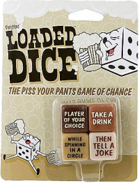 How to play Loaded Dice, the best drinking dice game around!