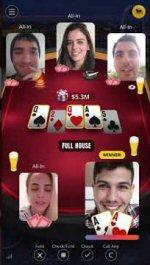 Play on Poker Face Mobile App