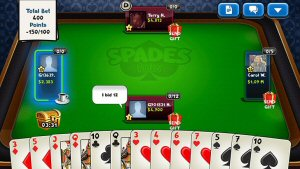 Spades Plus for iOS and Android