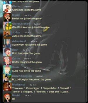 Play Werewolf Online