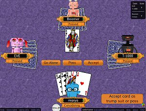 World of Card Games Euchre