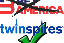 BetAmerica Out → TwinSpires Online Casino, Sports and Racebook In.