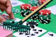 The FairPlay Protocol: Real Money Online Poker Without the Rake