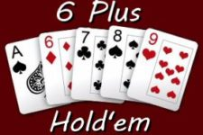6 Plus Holdem - How to Play Short Deck Poker
