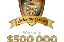 Chance to win $500k in cash at Canada's favorite 888Poker.