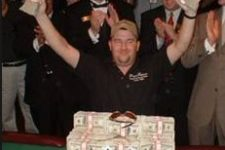 Chris Moneymaker Living the dream through qualifiers to live poker events.