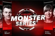 The Monster Series Returns to PartyPoker October 28, 2018!
