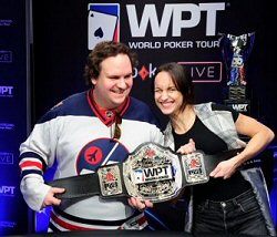 Canadian Poker Pros Patrick Serda and Ema Zajmovic Fight it Out for 2018 WPT Montreal Title