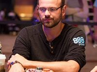 Live and online poker pro Griffin Benger rounds out top 3 after PS Hold'em Player's Championship Day 2.