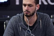 Alex Livingston, last Canadian standing in 2019 WSOP Main Event, crawls from dead space to fourth place.