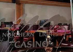 Poker Tables at Northern Lights Casino Saskatchewan