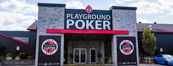 Playground Poker Club Kahnawake Quebec Canada