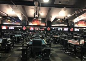Poker Tables at Playground Poker Club
