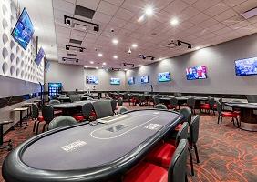 Poker Tables at Pure Casino Calgary