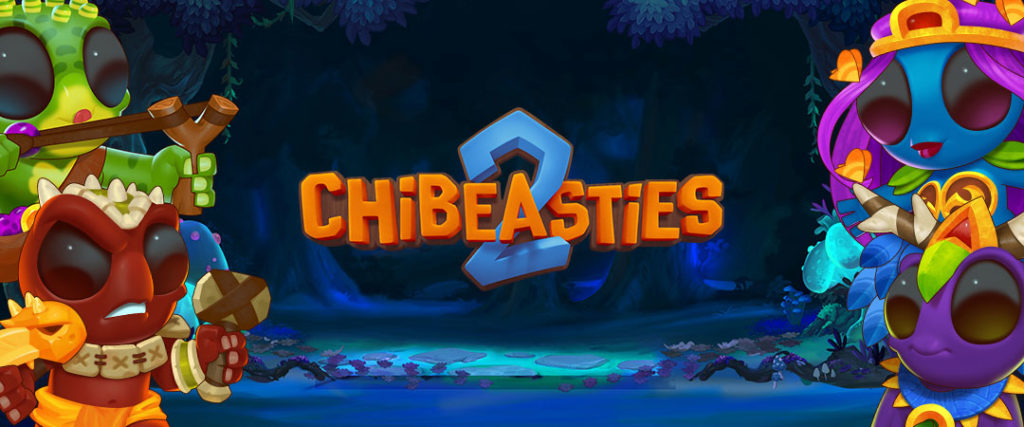Chibeasties 2 Slot by Yggdrasil