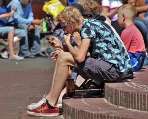 Millennial Mobile Gambling
