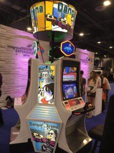Danger Arena Skill Based Casino Slots