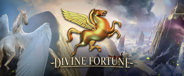 Divine Fortune Slot pays $140k at Royal Panda Online Casinos