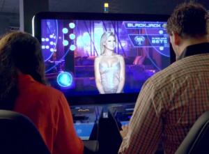 Electronic Blackjack at Resorts World Casino NY