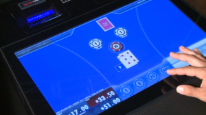 Electronic Blackjack at Resorts World Casino NY