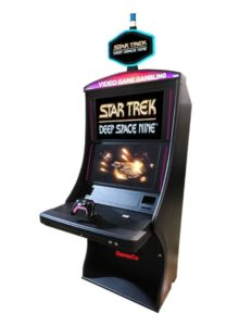 Star Trek Deep Space Nine Adventure Skill-Based Slots