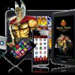 Mobile Internet Casino Games