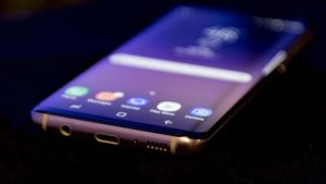 Samsung S8 for Mobile Casino Gambling