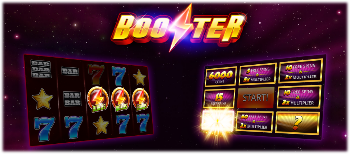 New Online Slot Machine Booster Slot