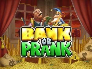 Bank or Prank Slot by Novomatic StakeLogic