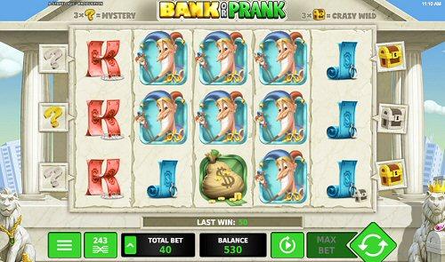Bank or Prank Slot Screenshot