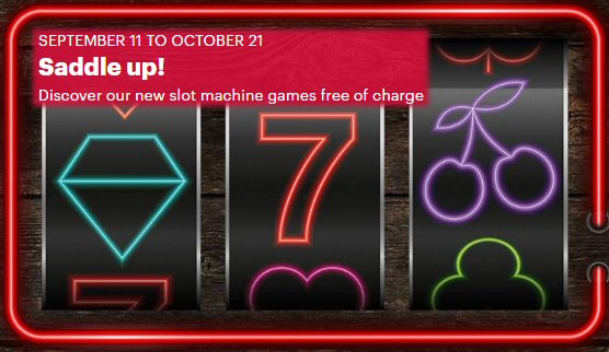 Play Slot Machines For Free at Casino de Montreal