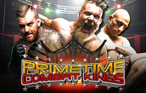 Prime time Combat Kings MMA Slot sMachine