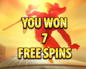 Old West Slots Free Spins