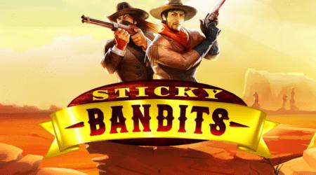 Sticky Bandits Slot by Quickspina