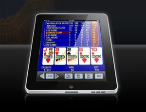 Poker-style Internet Casino Games