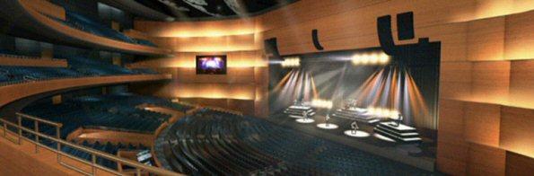 New Theater at Niagara Falls Casino