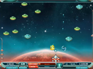 Alien Themed Slots Max Damage and the Alien Attack